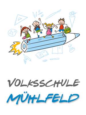 VS Mühlfeld – Wo wir gerne lernen! Logo